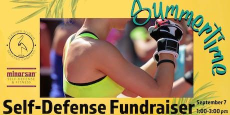 Summertime Self-Defense Fundraiser tickets