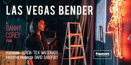 World-premiere screening of Las Vegas Bender tickets