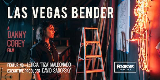 World-premiere screening of Las Vegas Bender