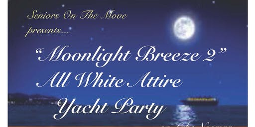 "SOTM ""Moonlight Breeze 2"" All White Attire Yacht Party"