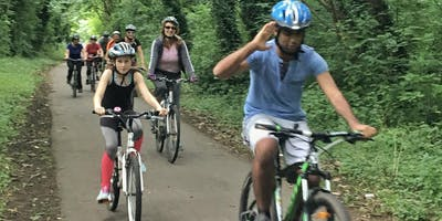 Family Ride at the Great Pedal Away - 3km