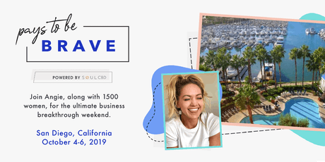 Pays To Be Brave 2019 tickets