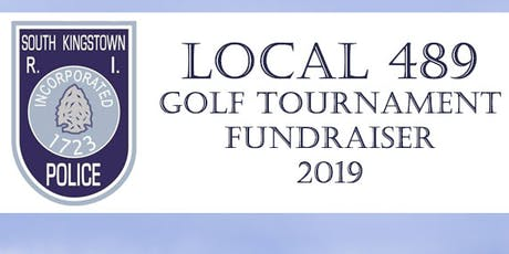 South Kingstown Local 489 Golf Tournament tickets