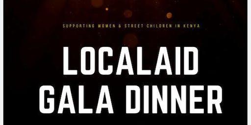 Local Aid Gala Dinner