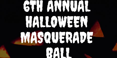 6th Annual Masquerade and Costume Ball