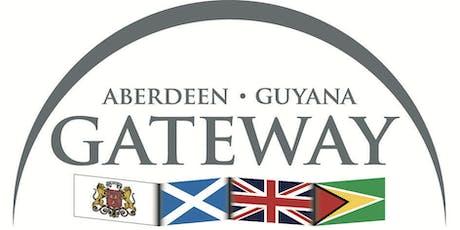 Aberdeen-Guyana Gateway tickets