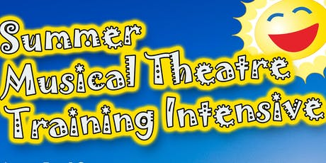 Musical Theatre Training Intensive tickets