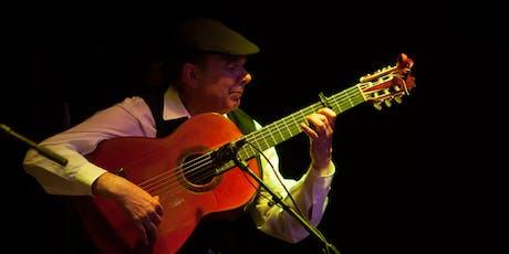 Guitar Workshop with Juan del Gastor tickets