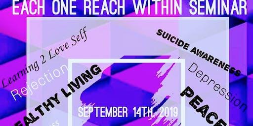 Each One Reach Within Seminar