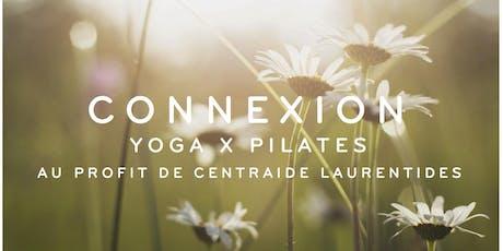 Événement  Connexion Yoga x Pilates tickets
