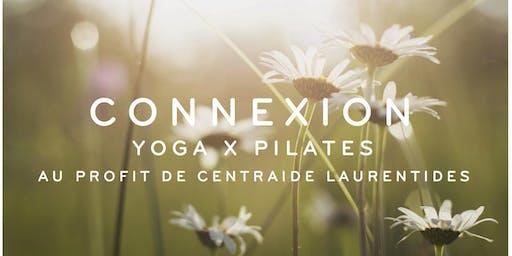 Événement  Connexion Yoga x Pilates