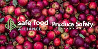 Spanish Produce Safety Alliance Grower Training