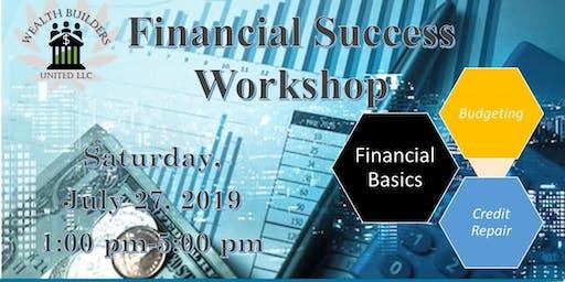 Financial Success Workshop