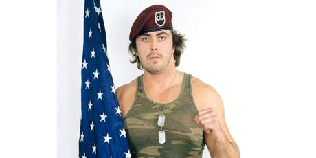 WWF Corporal Kitchener Meet & Greet tickets
