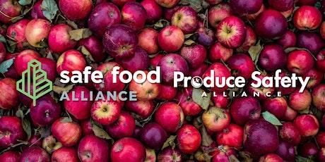 Spanish Produce Safety Alliance Grower Training  tickets