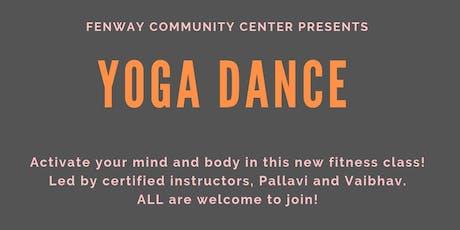 Yoga Dance at Fenway Community Center  tickets