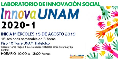 LABORATORIO DE INNOVACIÓN SOCIAL 2020-1 entradas