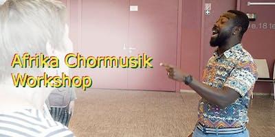 Afrika Chormusik Workshop