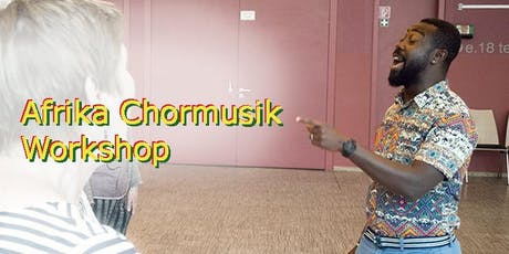 Afrika Chormusik Workshop Tickets