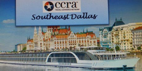CCRA Southeast Dallas Area Chapter Meeting - AmaWaterways tickets