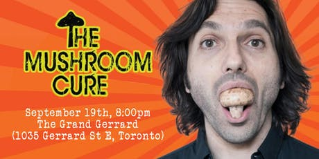 The Mushroom Cure with Adam Strauss tickets