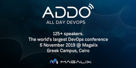 All Day DevOps Watching Party at Magalix tickets