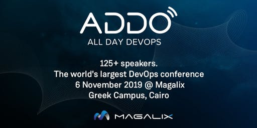All Day DevOps Watching Party at Magalix