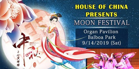 Moon Festival at Balboa Park tickets