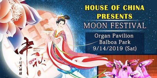 Moon Festival at Balboa Park
