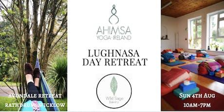 Lughnasa Vegan Yoga Retreat tickets