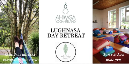 Lughnasa Vegan Yoga Retreat