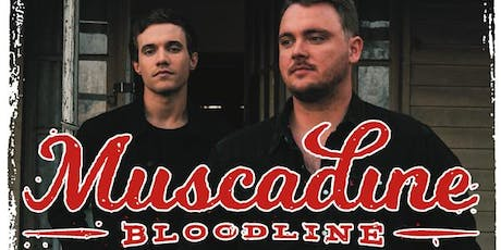 Muscadine Bloodline at The Bluestone  tickets