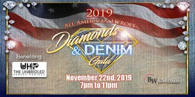 2019 All American Heroes Diamonds and Denim Gala