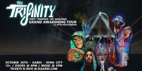 Trifinity tickets