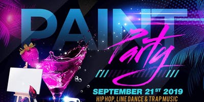 Paint and Drink Party