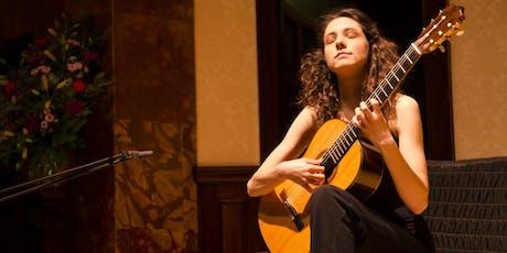 Laura Snowden, guitar tickets