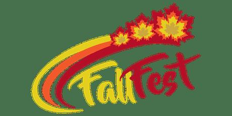 FallFest Ottawa billets
