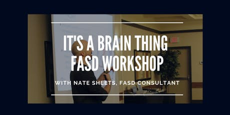 It's a Brain Thing One-Day Workshop with Nate Sheets tickets