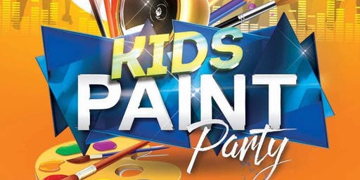 Kids Paint Party (9 and older)