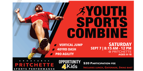 Fall Youth Sports Combine tickets