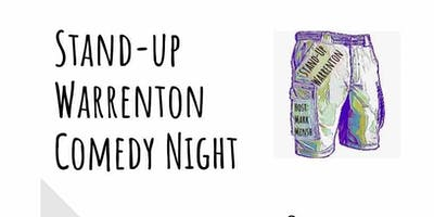 Stand-Up Warrenton Comedy Show September