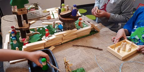 Loose Parts Play: Story Workshop tickets