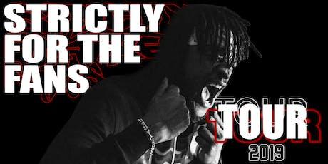 Scru Face Jean In Charleston South Carolina (SFTF tour) tickets