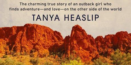 Tanya Heaslip In Conversation tickets