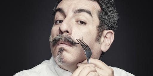 Guest Chef Night: Aquiles Chávez