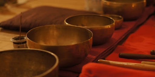 Singing Bowl Meditation & Energy Sharing Session $15