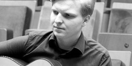 Mateusz Kowalski, guitar tickets