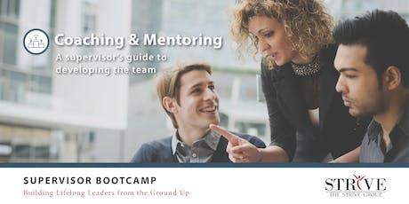 Coaching & Mentoring tickets