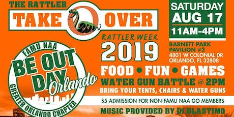 GO FAMU 2019 BE OUT DAY tickets