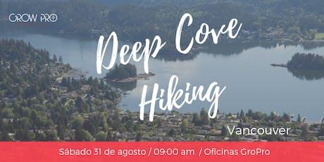 Hiking Deep Cove entradas